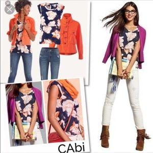 CAbi Blossom Top Size M